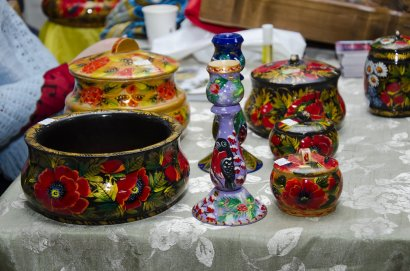 В Одессе открылась международная православная выставка-ярмарка «Свет Рождества»
