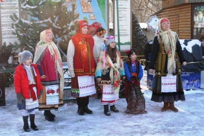 В Одесском зоопарке отметили Рождество