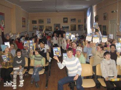 Священники Одесской епархии с подарками посетили детский дом-интернат (фото)
