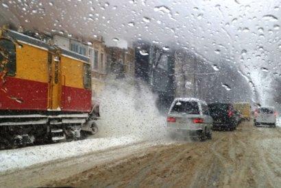 В Одессе ограничено движение некоторых маршрутов трамвая