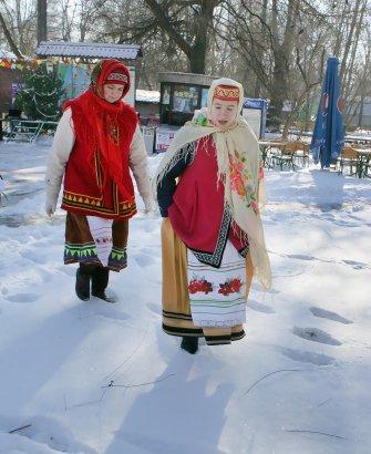 «Рождественские вечерницы» в Одесском зоопарке