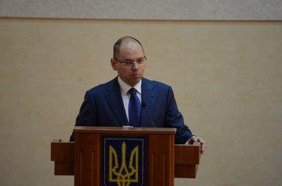 Речь Степанова в роли нового губернатора длилась рекордно короткое время! 3 минуты