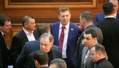 Сергей Кивалов: Без поддержки депутатского корпуса новому губернатору не обойтись (фото)
