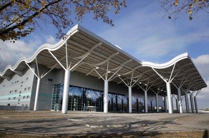 Реконструкция Одесского международного аэропорта должна быть завершена уже в этом году