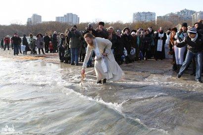 Одесская мэрия подготовила все для крещенских купаний