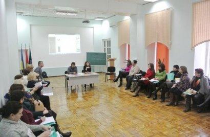 Одесских учителей учили толерантности