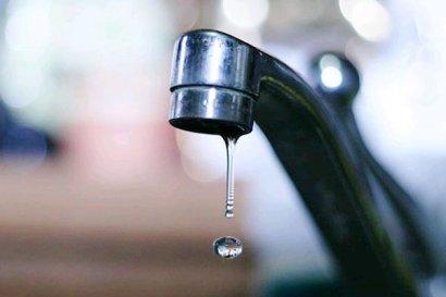 Вимание! Сообщение об отключении воды на поселке Котовского 17 января