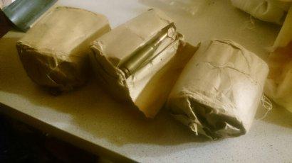 У жителя Беляевского района нашли арсенал оружия (фото)
