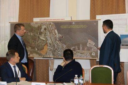 Новый глава АМПУ  подверг критике руководство Одесского порта и пообещал масштабный аудит документации