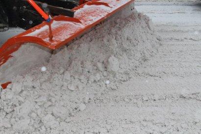 Городские власти поблагодарили коммунальщиков за оперативную работу по борьбе с последствиями снегопада и обледенения