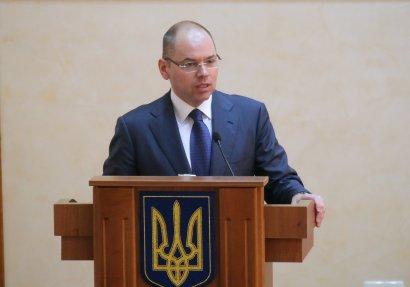 Первые кадровые назначения новый губернатор Одесской области Максим Степанов намерен провести уже в течение недели