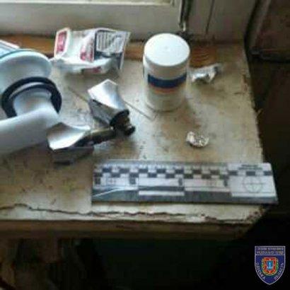 Измаильские правоохранители изъяли у мужчины амфетамин (фото)