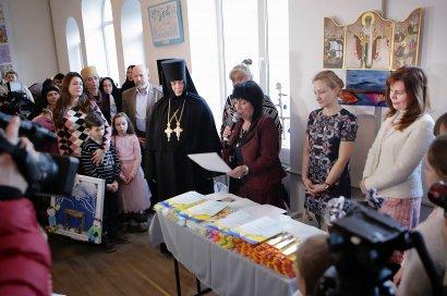 В Одессе подвели итоги Международного конкурса «Рождественская звезда» (фото)