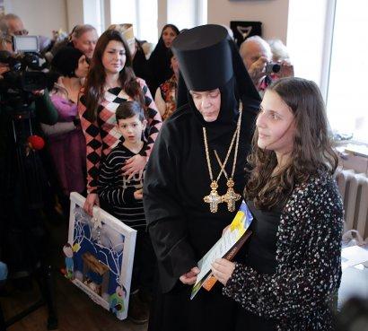 В Одессе подвели итоги конкурса «Рождественская звезда»