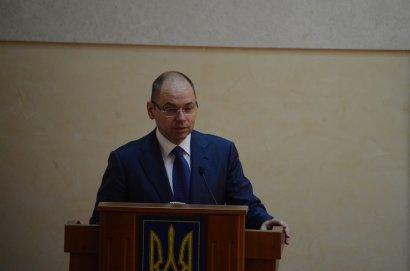 Преобразования системы управления Одесской области реально проявятся уже в начале весны