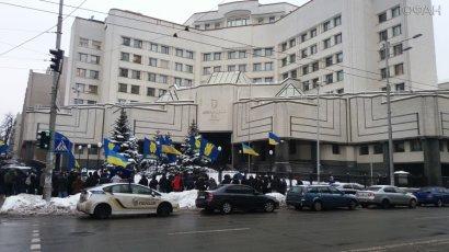 В Конституционном суде Украины судят… русский язык?