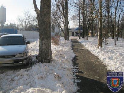 В Черноморске задержали банду грабителей