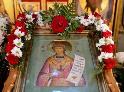 В Одессе торжественное богослужение в День памяти Святой Татианы