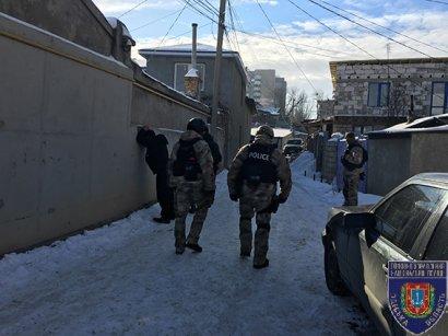 В Одессе задержали очередного наркодилера (фото)