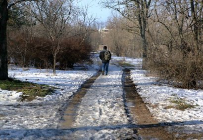 В одесских парках орудовала банда грабителей