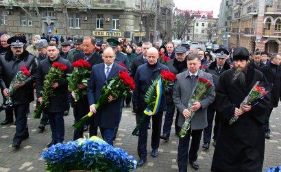 В Одессе празднуют День Соборности (фото)