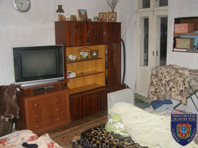 В Одессе семейный конфликт закончился убийством (фото)
