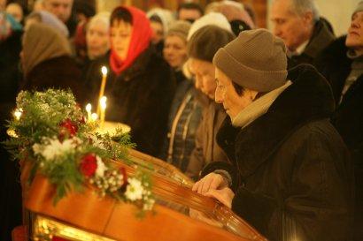Татьянин День: Первый в Украине студенческий храм святой мученицы Татианы собрал верующих из разных концов города (фото)