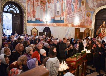 День памяти святой мученицы Татианы: сотни прихожан посетили студенческий храм