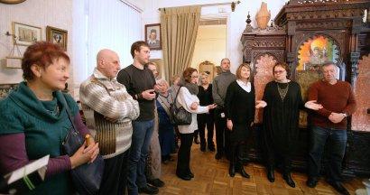 Коллектив музея Блещунова рассказал о достижениях родного учреждения (фото)