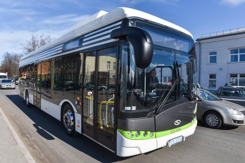 Осенью 2017 года вУкраине появится первый электробус