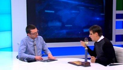 Социология. В гостях студии - Евгений Хижняк и Валентин Федоров