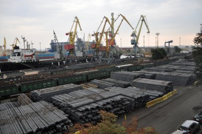 Тендер на проведение работ по реконструкции причала № 7 Одесского морского порта отменён