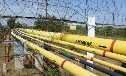 Аммиакопровод «Тольятти-Одесса» загружен в полном объеме