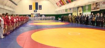 Чемпионаты Украины по самбо: престижные турниры проходят в спорткомплексе МГУ