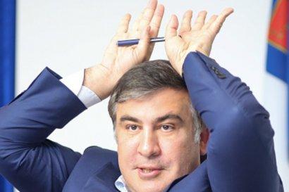 Демократический облом Михаила Саакашвили