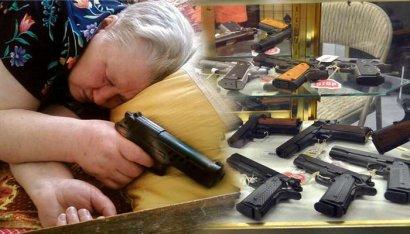 Примут ли закон  о легализации огнестрельного короткоствольного оружия?