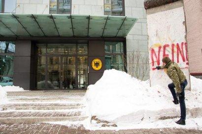 Вандализм – становится инструментом украинской международной политики?