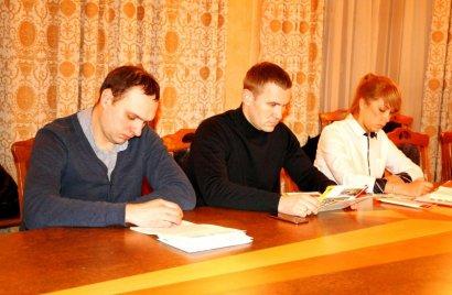 Заседание фракции Украинской морской партии: контроль за арендаторами и бесплатные медикаменты