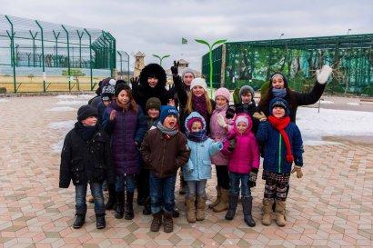 Воспитанники БФ «Дорога к дому» стали участниками социальной программы УМП (фото)