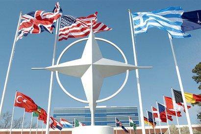 Количество противников НАТО в Украине все еще существенно превышает число сторонников Альянса