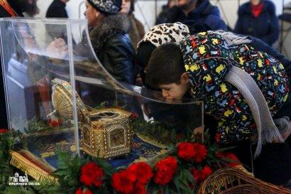 Праздник православия: мощи святого Пантелеимона в Одессе