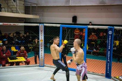 В Одессе прошли престижные соревнования по смешанным боевым искусствам (фото)
