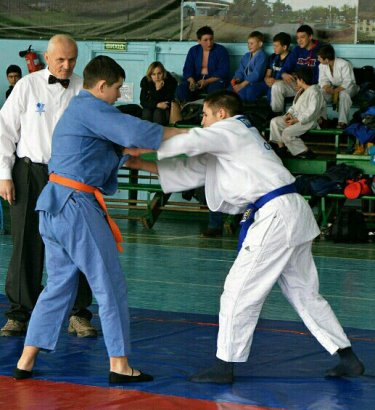 В Черноморске состоялся чемпионат Украины по универсальному бою