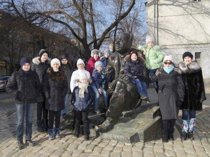 Выставка детского рисунка, посвященная Исааку Бабелю, откроется в Одессе