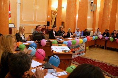 Сегодня состоялось торжественное открытие проекта «Недели Добрых Дел» (фото)