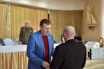 Совет ветеранов Приморского района отмечает 30-летие (фото)