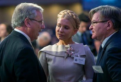 Тимошенко: Встречалась, но не в туалете…