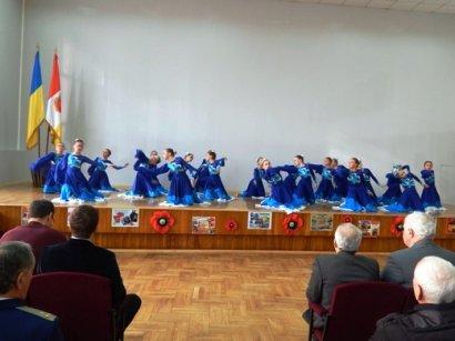Организация ветеранов Малиновского района Одессы отметила 30-летний юбилей