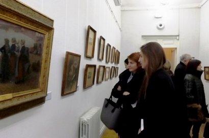 Одесситов приглашают на выставку живописи Петра Ганского