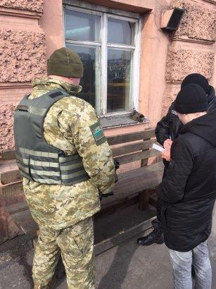 Пограничники прочесывали Одесский  порт из-за мужика с пистолетом (фото)